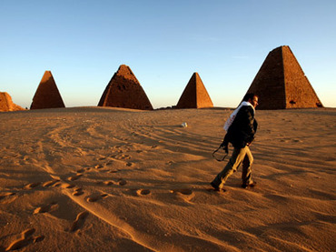 Sudanese pyramid sprawl: 35 ancient pyramids discovered in Sedeinga