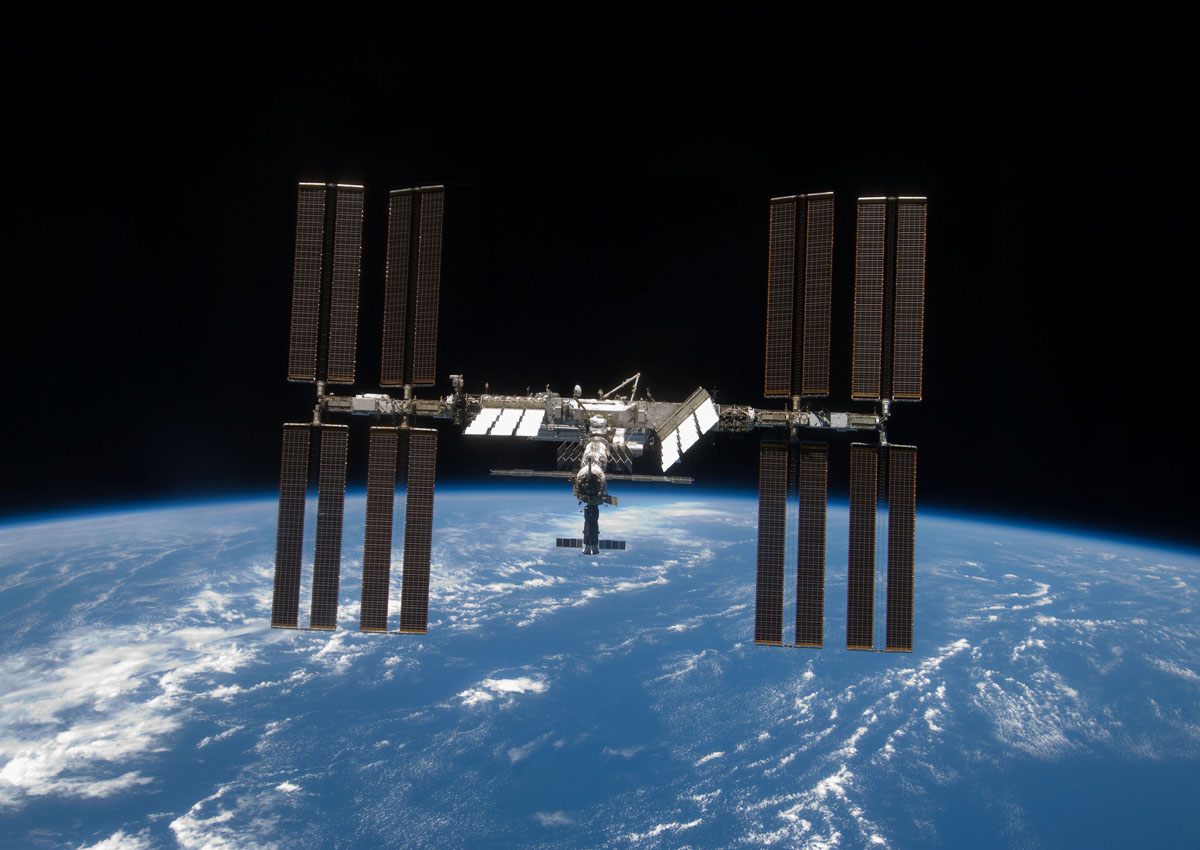 Still in space: Life of ISS prolonged until 2024