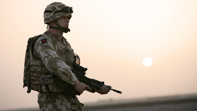 'Brits fighting in Syria were no surprise for UK govt'