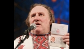 'I want to be tsar of Saransk': Depardieu officially-registered Russian resident