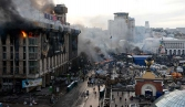 Embattled Ukraine: Kiev's vicious cycle of violence rages on