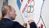 Nobody will face discrimination at Sochi Olympics, Putin pledges