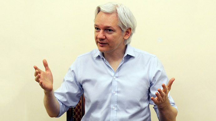 Assange reveals details of 'Snowden Op', slams US 'war on whistleblowers'