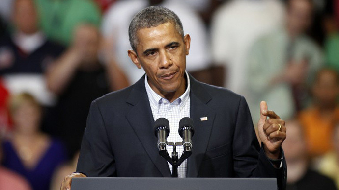 Obama reportedly considering two-day strike on Syria