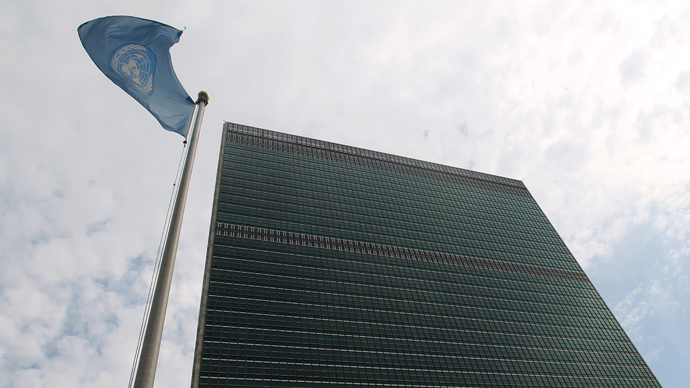 Syria urges UN to prevent 'US-led foreign aggression'