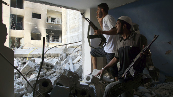 EU to US: Assad guilty of Syria gas attack, but no military backing before UN report