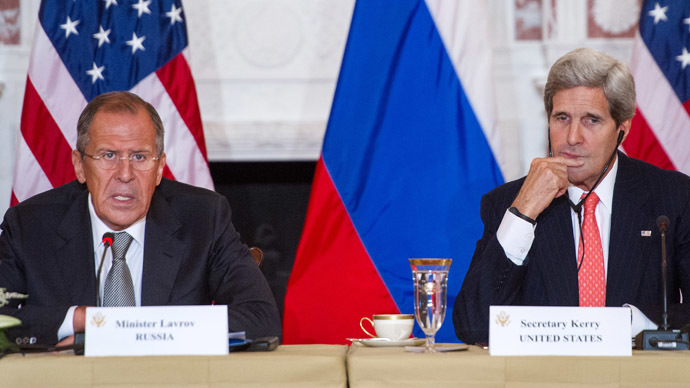 'Chance for Syria peace can't be missed' - Lavrov on Kerry talks
