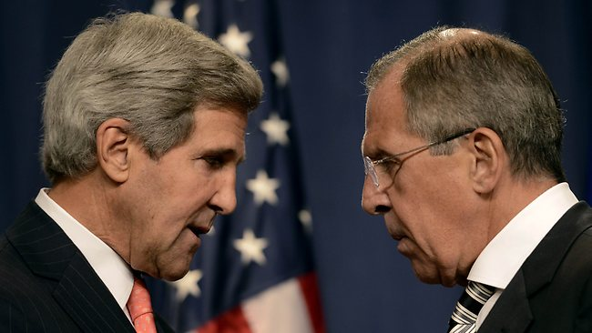 US-Russia reach landmark deal on destruction of Syria chemical weapons arsenal