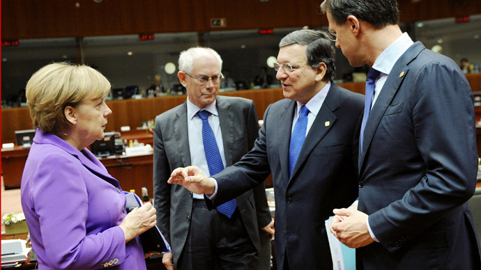 Irritated EU leaders voice 'lack of trust' with US after spying claims