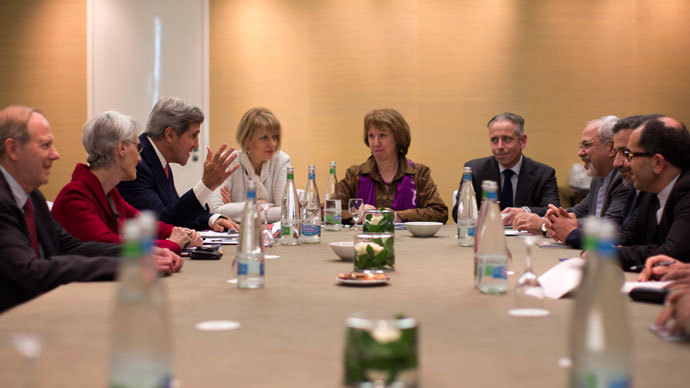 Kerry: World powers agree to nuclear deal, but Iran 'walked away'