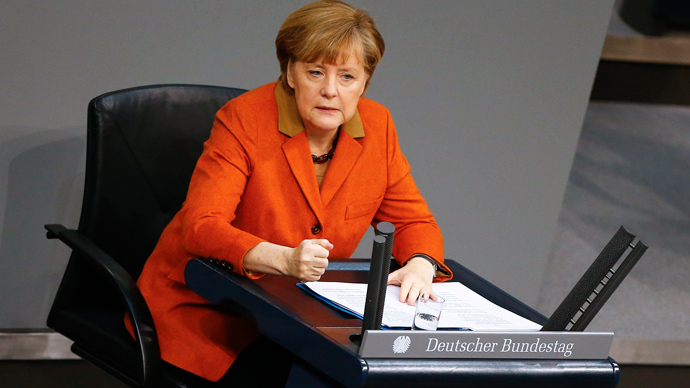 'Our views are far apart': German chancellor slams US, UK over spying