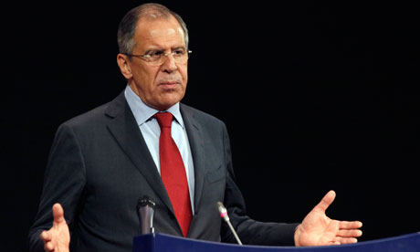 West starting to realize they are aiding terrorists in Syria - Lavrov