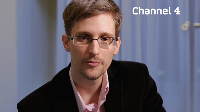 'Tracked everywhere you go': Snowden delivers Xmas message on privacy, govt spying