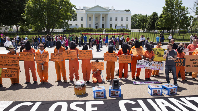'12 years too many': US activists to mark Gitmo anniversary by rallying for closure