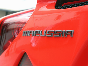 Marussia F1 to be KERS-powered in 2013