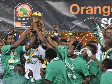 Nigeria lifts African Cup of Nations
