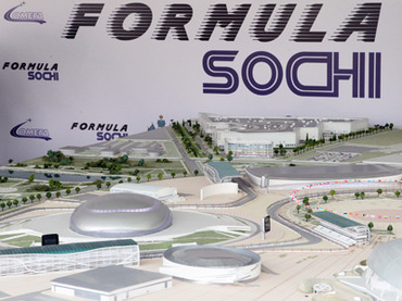 Russia to see first F1 Grand Prix in November 2014 - official