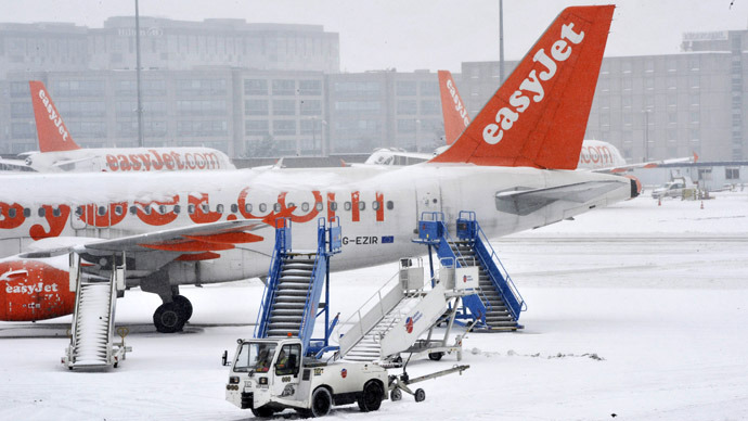 EasyJet unites London and Moscow with cheap flights