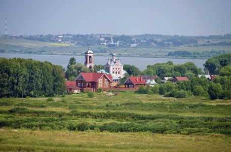 Pereslavl-Zalessky: Reviving spiritual culture