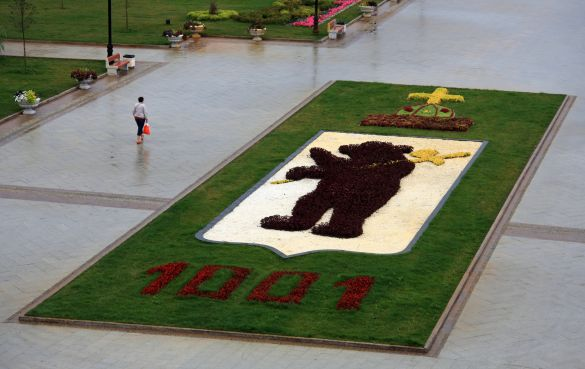 Yaroslavl: It All Started With a Bear Fight