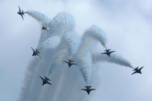 Asia's largest airshow kicks off in Singapore